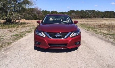 2016 Nissan Altima SL Review 69