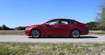 2016 Nissan Altima SL Review 7
