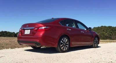 2016 Nissan Altima SL Review 72
