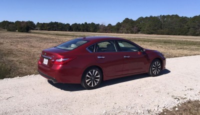 2016 Nissan Altima SL Review 74