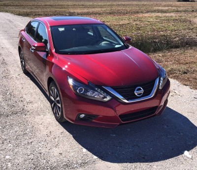 2016 Nissan Altima SL Review 81
