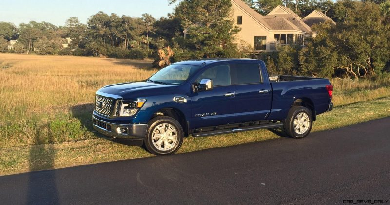 2016 Nissan TITAN XD Review 12