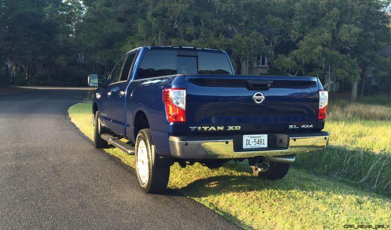 2016 Nissan TITAN XD Review 19