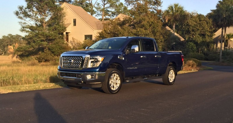 2016 Nissan TITAN XD Review 20