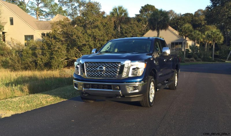 2016 Nissan TITAN XD Review 21