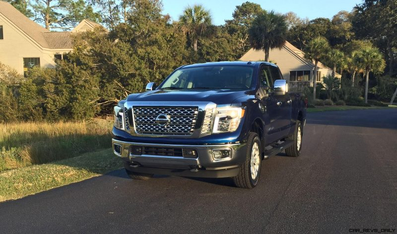2016 Nissan TITAN XD Review 22