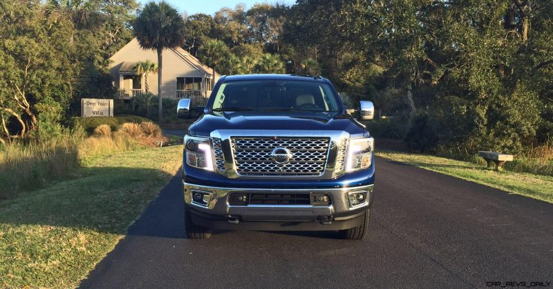 2016 Nissan TITAN XD Review 24