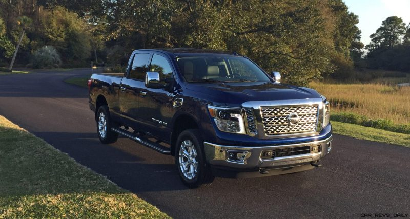 2016 Nissan TITAN XD Review 25