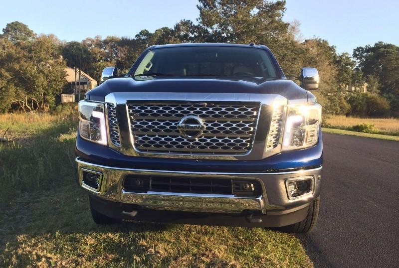 2016 Nissan TITAN XD Review 4