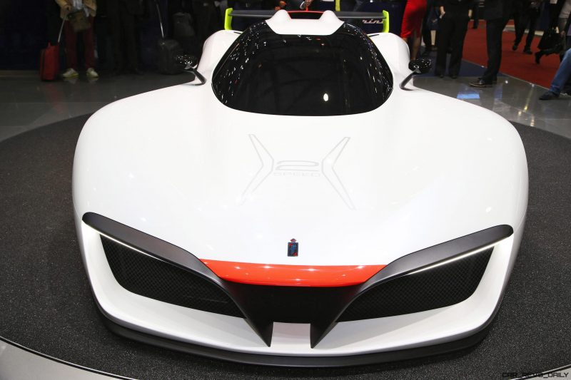 2016 Pininfarina H2 Speed 11