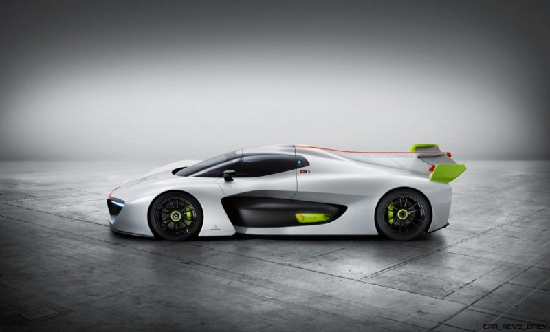 2016 Pininfarina H2 Speed 14