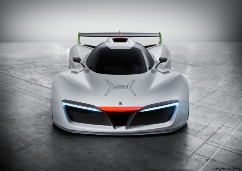 2016 Pininfarina H2 Speed 15