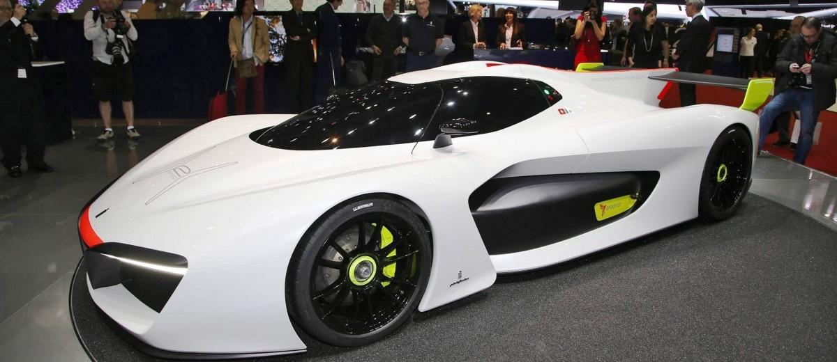 2016 Pininfarina H2 Speed 4