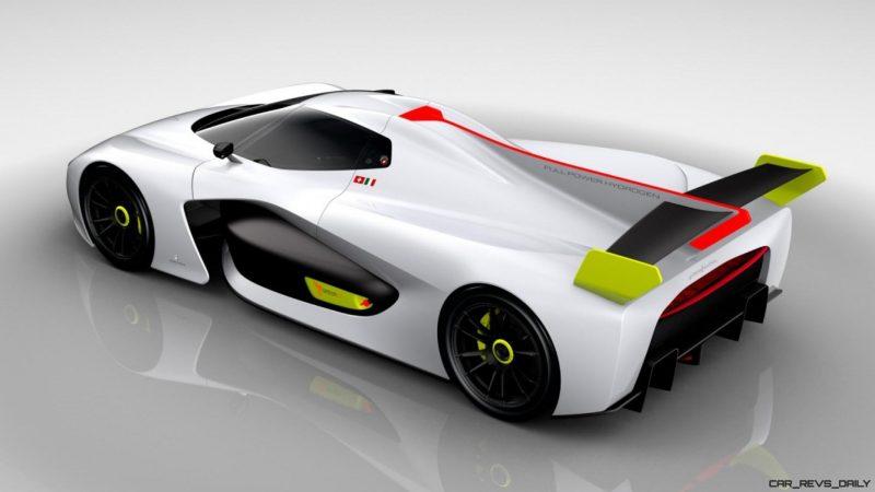 2016 Pininfarina H2 Speed 7