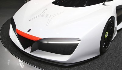 2016 Pininfarina H2 Speed 9