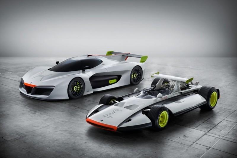 2016 Pininfarina H2 Speed 9