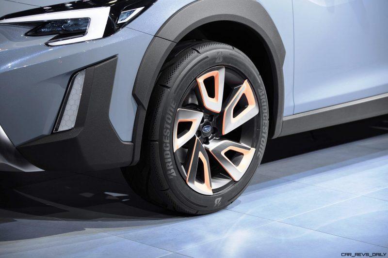 2016 Subaru XV Concept 12