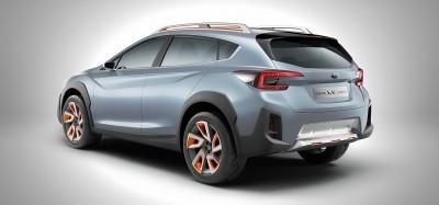 2016 Subaru XV Concept 14