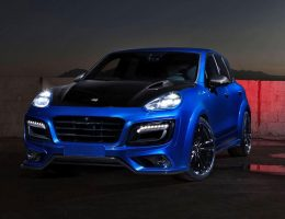 TechArt Magnum SPORT for Porsche Cayenne is New Carbon Flagship