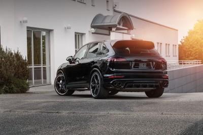 2016 TechArt Porsche Cayenne 11