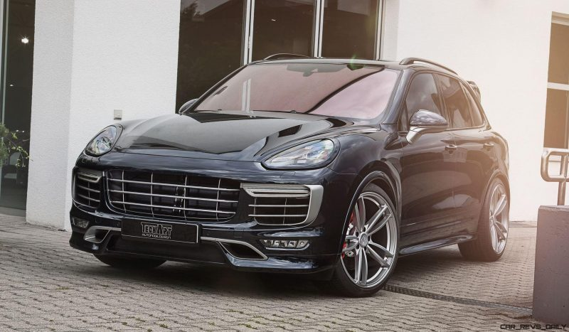 2016 TechArt Porsche Cayenne 24