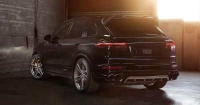 2016 TechArt Porsche Cayenne 3