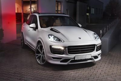 2016 TechArt Porsche Cayenne 6
