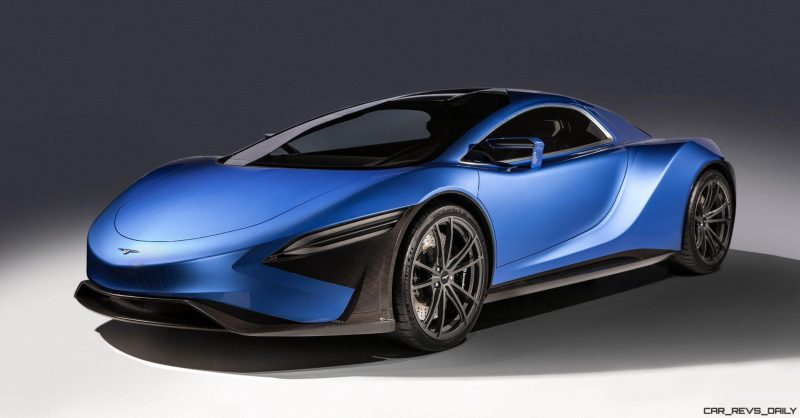 2016 TechRules AT96 TREV Supercar Concept 15