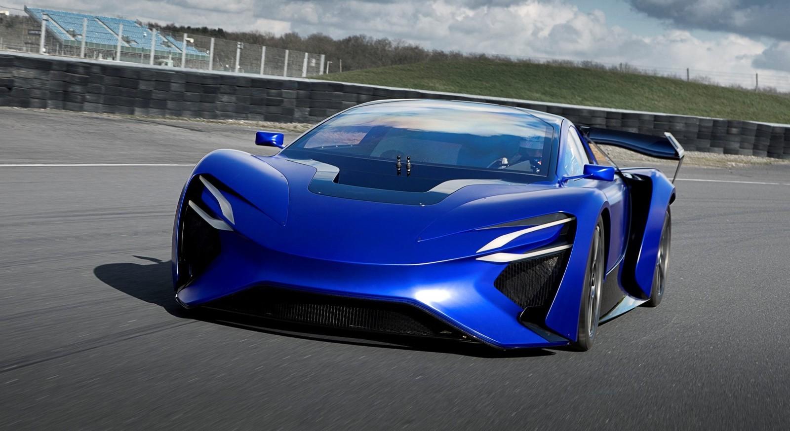 2016 techrules at96 trev supercar concept car revs for Concept car 2016