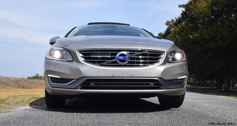 2016 Volvo S60 T5 Inscription FWD 35