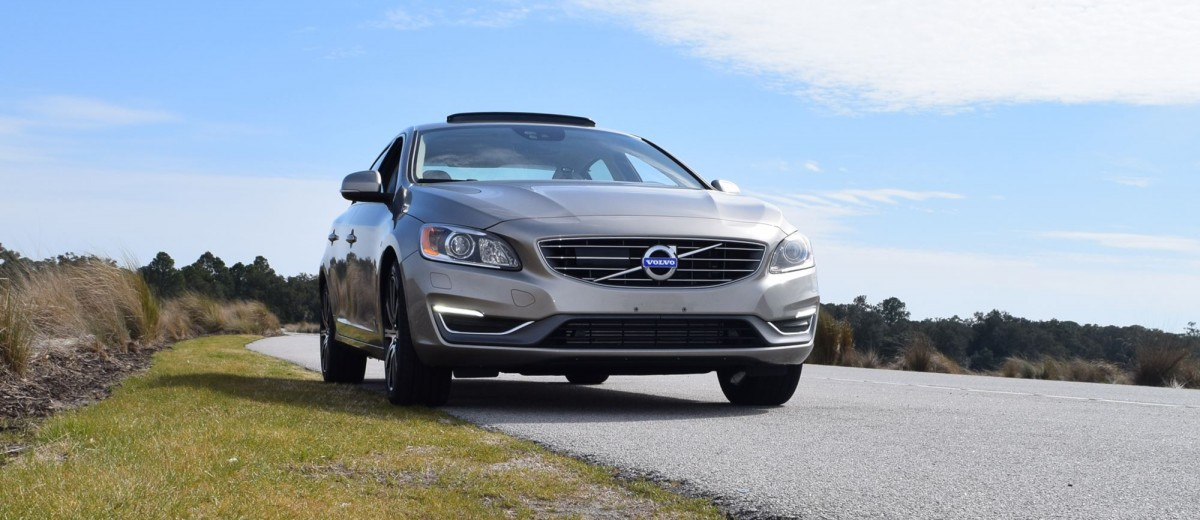 Luxury Update2  Road Test Review  2016 Volvo S60 T5 Inscription