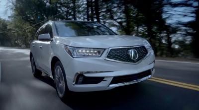 2017 Acura MDX Video Stills 19