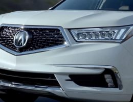 2017 Acura MDX Sport Hybrid Leads Updated Range (+50 Images)