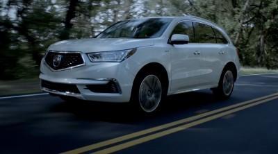 2017 Acura MDX Video Stills 27