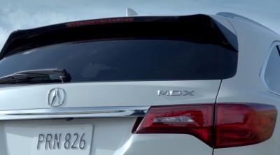 2017 Acura MDX Video Stills 31