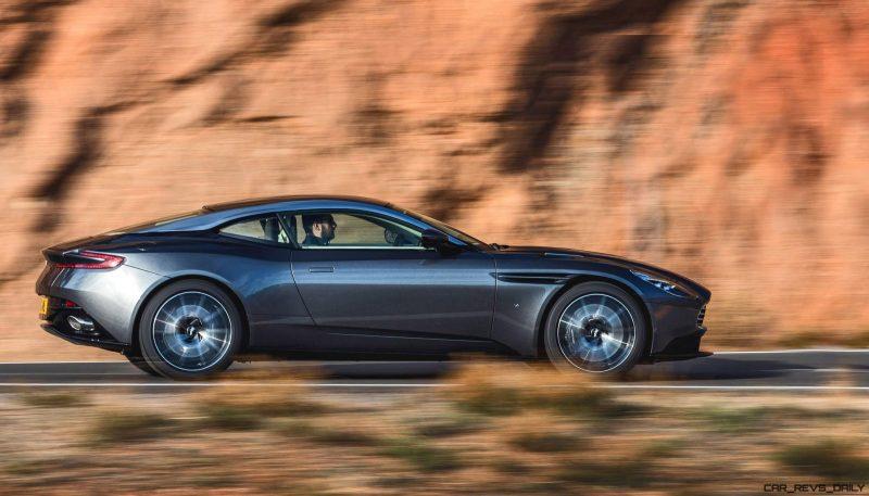 2017 Aston Martin DB11 Exterior 10