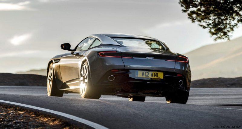 2017 Aston Martin DB11 Exterior 11