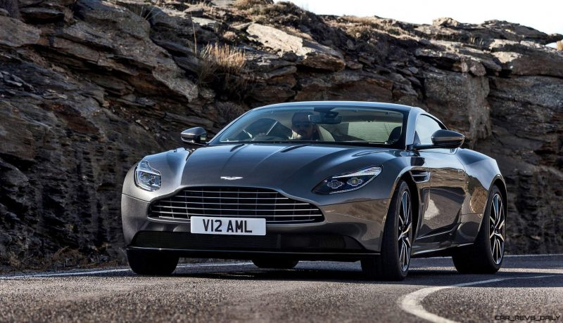 2017 Aston Martin DB11 Exterior 13