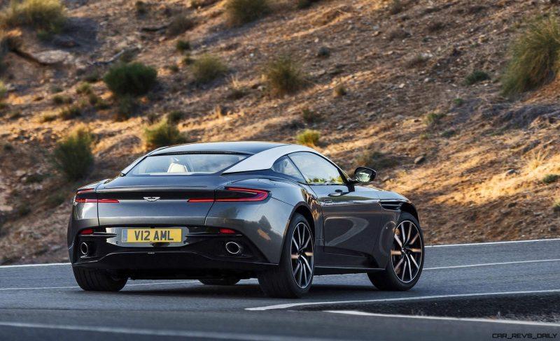 2017 Aston Martin DB11 Exterior 14