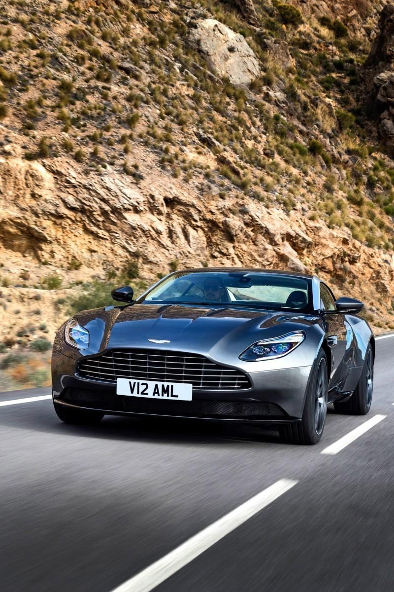 2017 Aston Martin DB11 Exterior 15