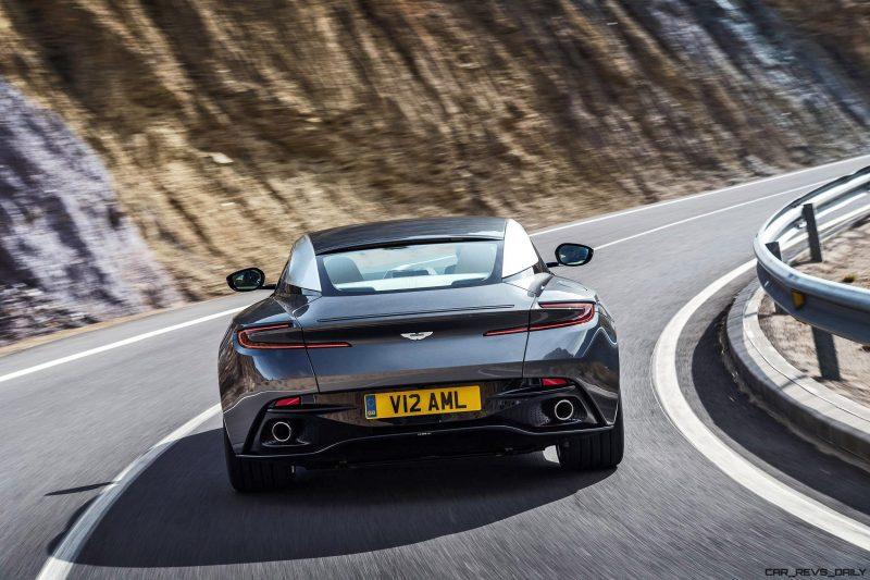 2017 Aston Martin DB11 Exterior 17