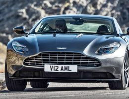 200MPH, 3.7s 2017 Aston Martin DB11 – All-New V12TT, Design and Tech