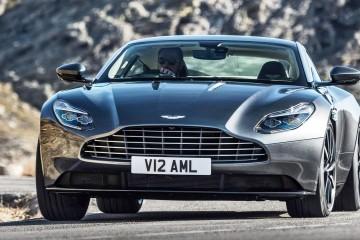 200MPH, 3.7s 2017 Aston Martin DB11 - All-New V12TT, Design and Tech