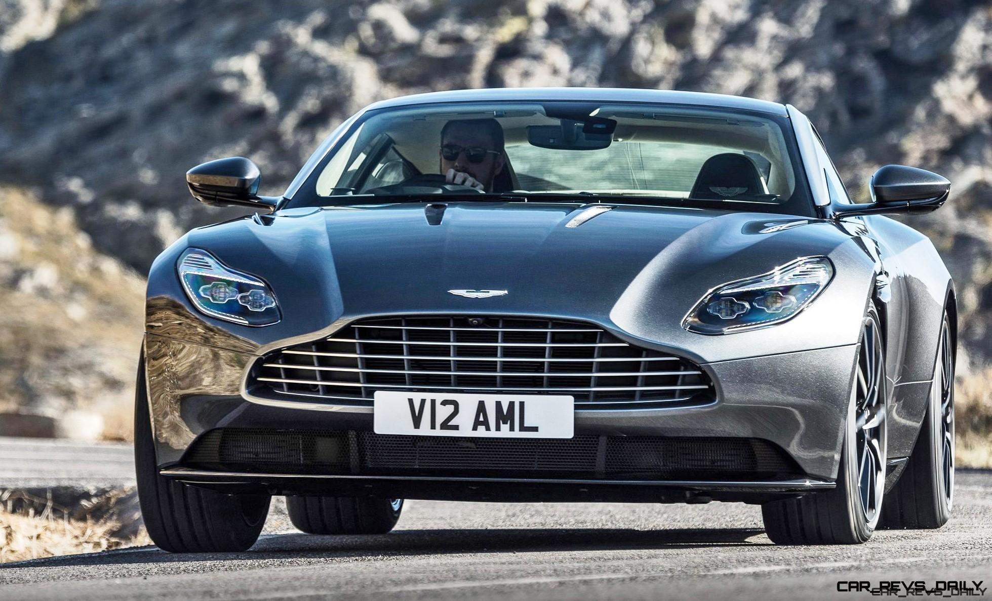 2017 Aston Martin DB11 Exterior 18
