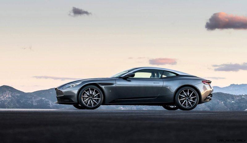 2017 Aston Martin DB11 Exterior 3