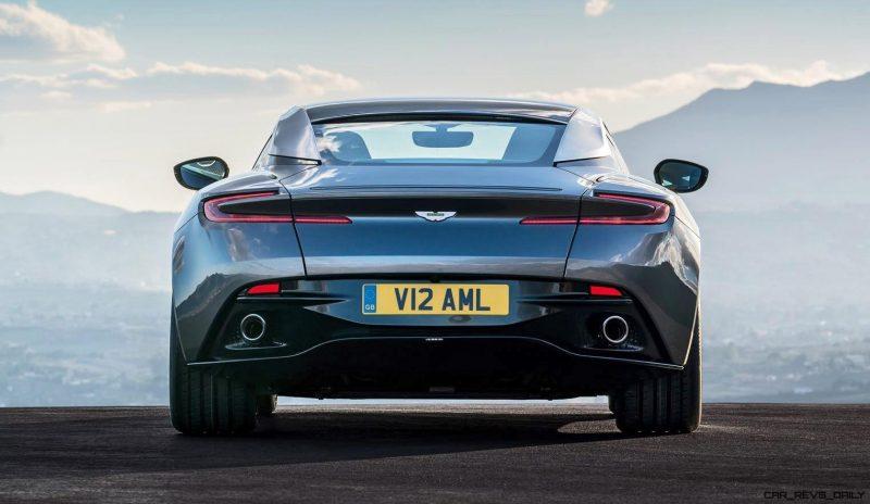 2017 Aston Martin DB11 Exterior 5