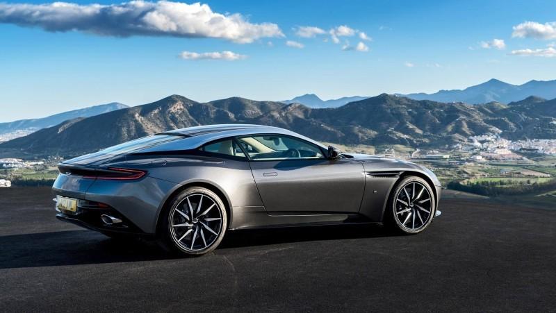2017 Aston Martin DB11 Exterior 6