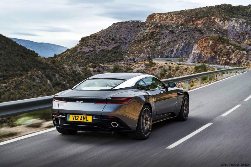 2017 Aston Martin DB11 Exterior 9