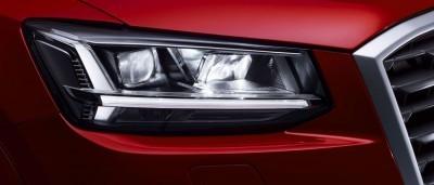 2017 Audi Q2 105