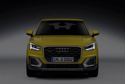 2017 Audi Q2 12